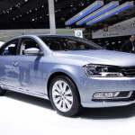 В Париже представлен новый Volkswagen Passat B7 2011!