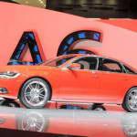 Седан Audi A6 2012 представили в Детройте | Фото и Видео
