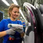 Официальный пуск завода Hyundai Motor Manufacturing Russia в Санкт-Петербурге