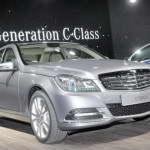 Новый Mercedes-Benz C-Class 2012 в Детройте! | Фото