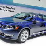 Мировая премьера Volkswagen Passat 2012 в Детройте! | Фото и Видео
