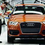 Началась серийная сборка кроссовера Audi Q3 2012 | Фото