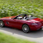 Mercedes-Benz SLS AMG Roadster 2012 | Фото