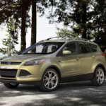 Представлен новый Ford Kuga 2013 (Ford Escape 2013) | Фото и Видео