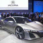 Детройт 2012: Acura NSX Concept  | Фото и Видео