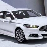 Первые фотографии европейского Ford Mondeo 2013
