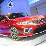 Детройт 2012: Honda Accord Coupe Concept 2013 | Фото и Видео
