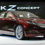 Детройт 2012: Lincoln MKZ Concept | Фото и Видео