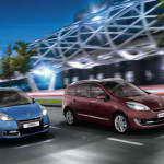 Обновленные Renault Scenic 2012 и Grand Scenic MPV 2012 | Фото