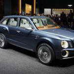 Женева 2012: представлен роскошный кроссовер Bentley EXP 9 F | Фото и Видео