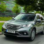 Honda CR-V 2013 официально представлен | Фото и Видео