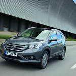Модификация Honda CR-V 2014 для России