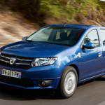Новый хэтчбек Dacia (Renault) Sandero 2013 | Фото