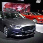 Семейство Ford Mondeo 2013 представили в Париже | Фото и Видео