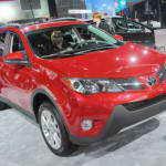 Toyota RAV4 2013 показали в Лос-Анджелесе | Фото и Видео
