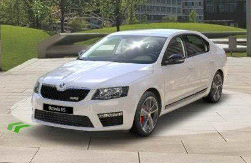 skoda octavia 3 rs 2013. Black Bedroom Furniture Sets. Home Design Ideas