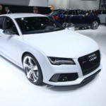 Audi RS7 Sportback 2014 в Детройте | Фото и Видео