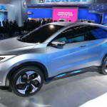 Honda Urban SUV Concept в Детройте | Фото и Видео