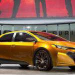 Toyota Corolla Furia Concept в Детройте | Фото и Видео