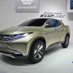 Новый Mitsubishi L200 будет похож на GR-HEV Concept | Фото и Видео