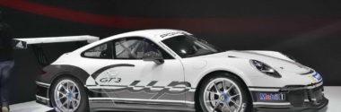 Гоночный Porsche 911 GT3 Cup 2014   Фото и Видео