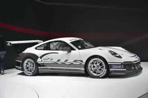 Porsche 911 GT3 Cup 2014