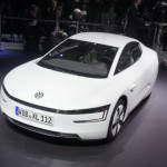 Volkswagen XL1 Plug-in Hybrid идет в серию | Фото и Видео