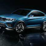 Новый BMW X4 2014 | Фото и Видео