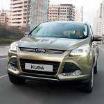 Ford Kuga 2013 – заявка на лидерство в классе | Фото и Видео