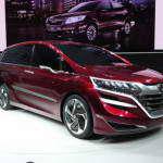 Honda Concept M | Фото и Видео