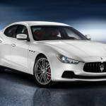 Спортивный седан Maserati Ghibli 2014 | Фото