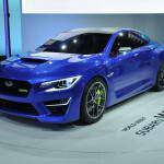 Спортивный Subaru WRX Concept | Фото и Видео