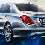 Новые фотографии и подробности о Mercedes-Benz S-Class 2014