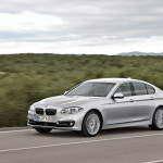 Обновленный BMW 5 серии 2014 | Фото и Видео