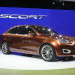 Новый Ford Escort будет поставляться на рынок Европы