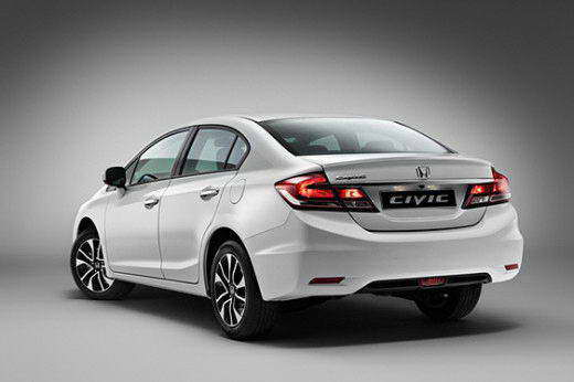 Honda Civic 4D 2014