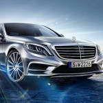 Первые подробности о Mercedes-Benz S-Class 2014