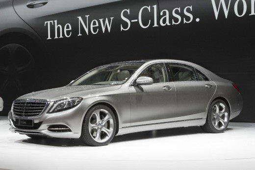 Mercedes benz s class 2014