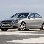 Новый Mercedes-Benz S-Class 2014
