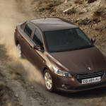 Новый бюджетный седан Peugeot 301 | Фото