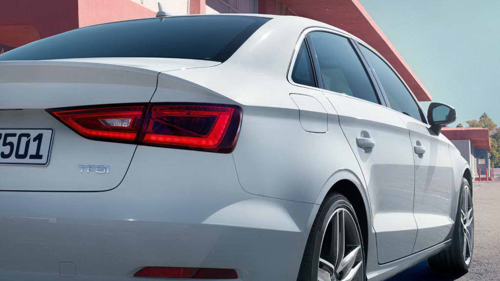 Audi A3 SedanAudi A3 Sedan