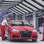 Audi A3 Sedan с недавних пор производится в Венгрии