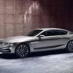 BMW Pininfarina Gran Lusso Coupe   Фото и Видео