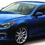 Первое фото Mazda 3 2014
