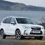 Subaru Forester 2013 поступил в продажу в России