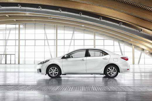 Toyota corolla 2014 Europe