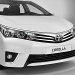 Новая Тойота Королла 2014. Комплектации и цена.