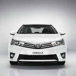 Новая Тойота Королла 2014 скоро поступит в продажу в РФ