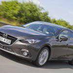 Новый седан Mazda 3 2014 | Фото