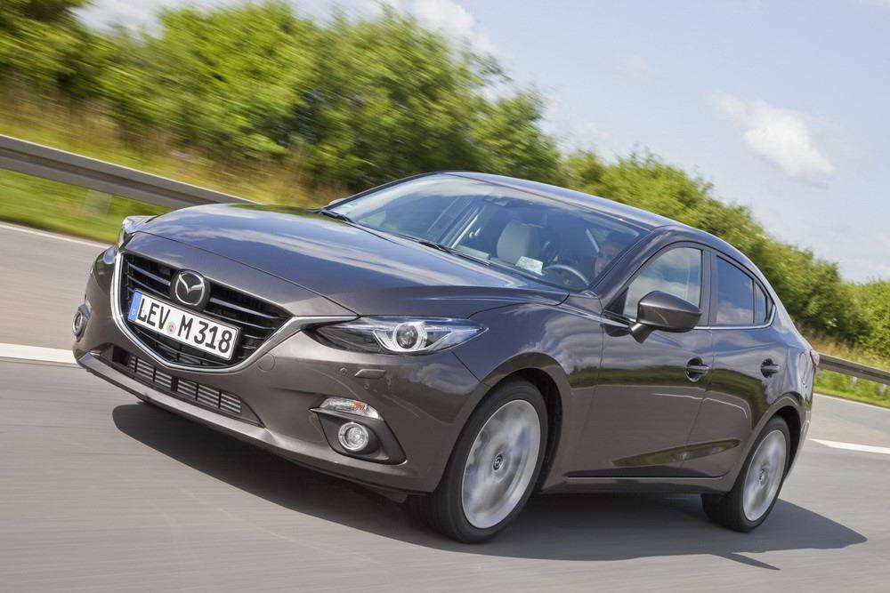 Mazda 3 2014 sedan